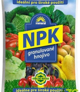 NPK (minerální hnojivo, 1 kg)