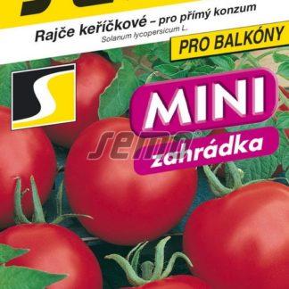 Rajče keříčkové Karla - pro balkóny (Semo)