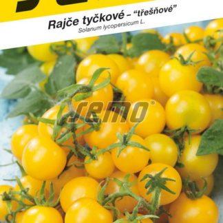 Rajče tyčkové Sunlemon F1 - třešňové, žluté (Semo)