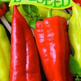Paprika zeleninová Mášenka - sladká, červená, kapie, polní (Zelseed)