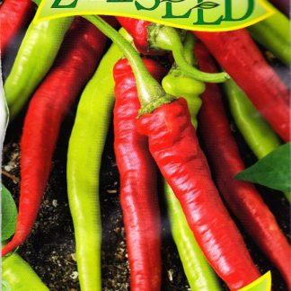 Paprika Barkol - pálivá, beraní roh, červená, polní (Zelseed)