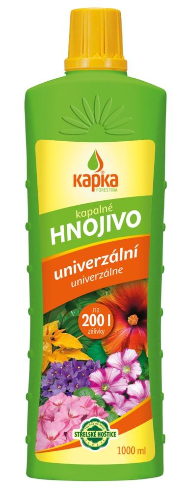 KAPKA hnojivo univerzální (tekuté, 1000 ml)