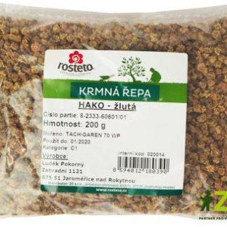 Krmná řepa žlutá HAKO (rosteto, 200 g)