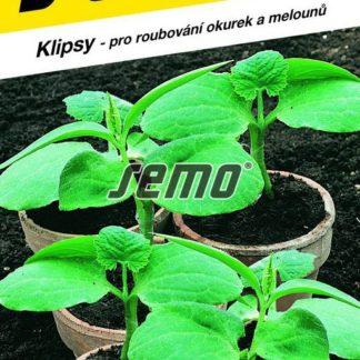 Plastové klipsy pro roubování okurek a melounů - 5 ks (Semo)