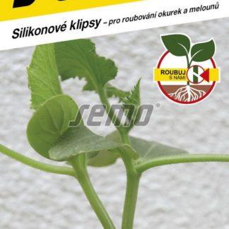 Silikonové klipsy pro roubování okurek a melounů - 5 ks (Semo)