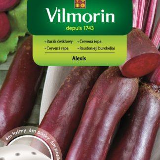 Červená řepa Alexis na výsevném pásku (Vilmorin)