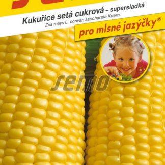Kukuřice setá cukrová Agnes F1 - supersladká (Semo)