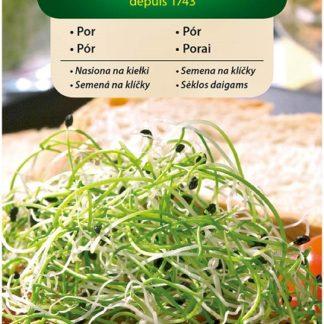 Pór - semena na klíčky (Vilmorin)