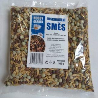 Luskoobilní směs - hrách, peluška, oves (500 g)