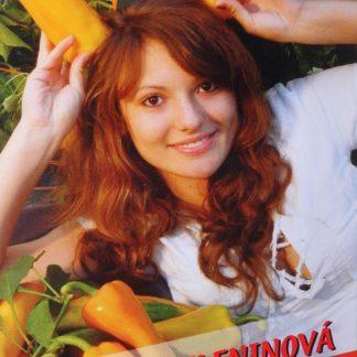 Paprika zeleninová Barča - sladká, dlouhá, oranžová (Libera)