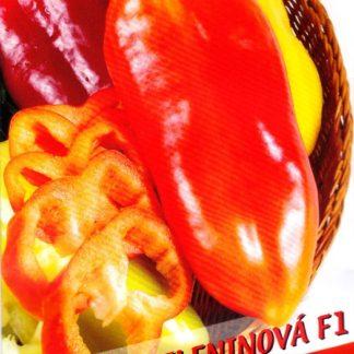 Paprika zeleninová Polňásek F1 - polní, sladká, červená (Libera)