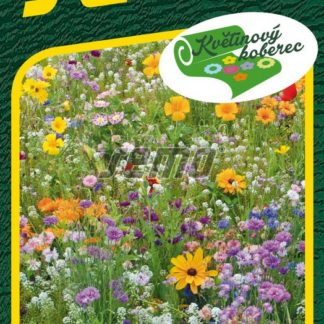 Pestré léto - květinový koberec, směs (Semo)